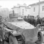 Sd.Kfz. 250 1 alt Schutzenpanzer Bulgary 1941