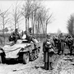 Sd.Kfz. 250 neu Schutzenpanzer eastern front 1944