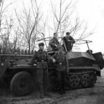 SdKfz 250/3 Ausf A
