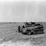 SdKfz 250/3 Ausf A eastern front south 1942
