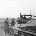 SdKfz 250/3 eastern front south 1942