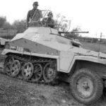 Sd.Kfz. 250/9 leichter Schützenpanzerwagen (2 cm)
