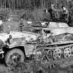 SdKfz 250/9 Ausf A – reconnaissance halftrack