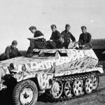 Sdkfz 253 alt – armored observation vehicle