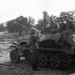 Sdkfz 253 leichter Gepanzerter Beobachtungskraftwagen