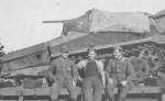 damaged SdKfz 250/10