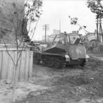 leichter Funkpanzerwagen SdKfz 250/3 eastern front south 1942