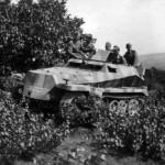 leichter Schutzenpanzerwagen SdKfz 250 2