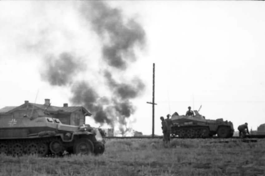Schutzenpanzerwagen Sdkfz 251