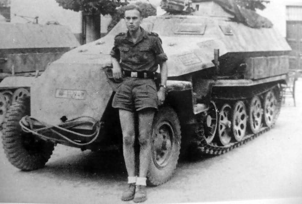 SdKfz 251/10 Ausf C of the 1st SS Panzer Division Leibstandarte SS Adolf Hitler, eastern front 1943