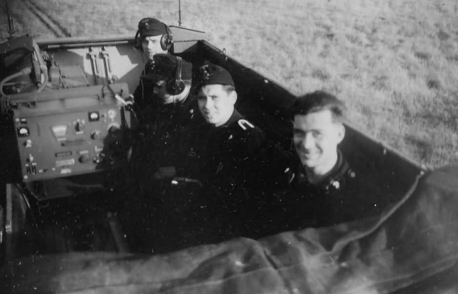 SdKfz 251/3 Ausf D 2