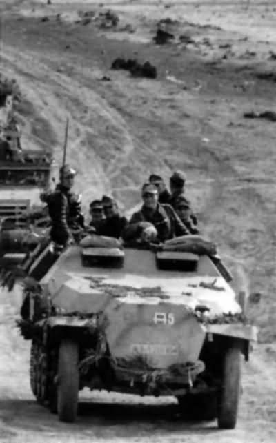 Sd kfz251 ausf C