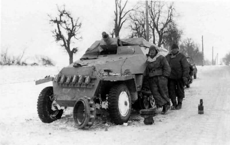 Sdkfz 2519 Aufs D Stummel World War Photos