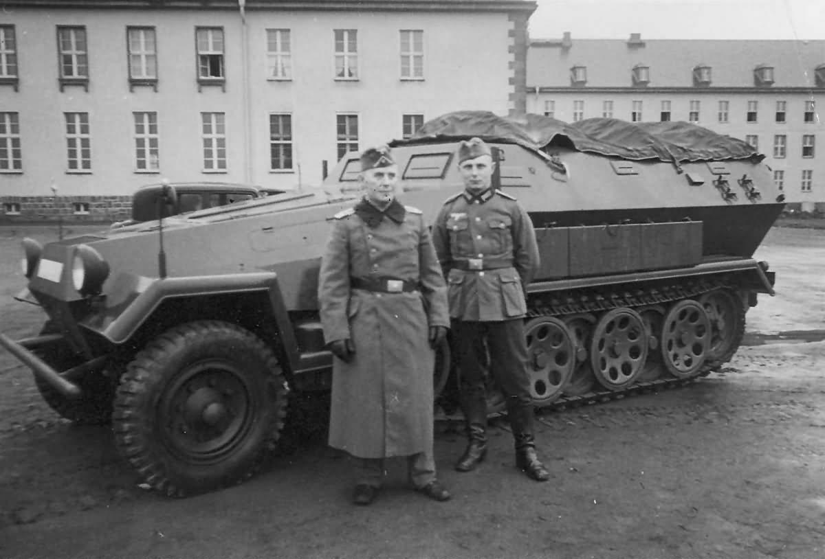 Sdkfz 251 ausf A halftrack