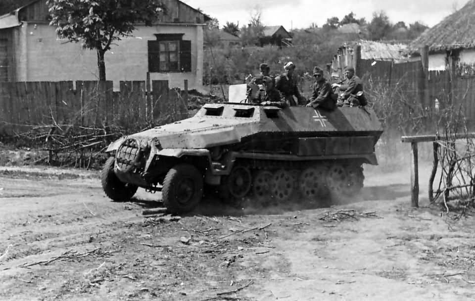 Sdkfz 251 ausf C