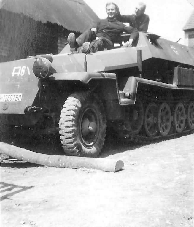 Sdkfz 251 Ausf C WH-1260750