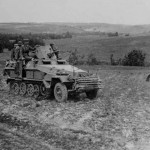 SdKfz 251/10 support vehicle