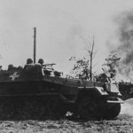 SdKfz 251/1 Ausf A armored personnel carrier