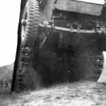 Sd.Kfz.251/1 Ausf C undercarriage