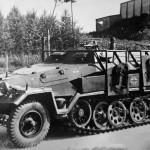 SdKfz 251/1 Stuka zu Fuss