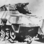 SdKfz 251/9 Ausf D Stummel 246