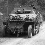"""SdKfz 251/9 Ausf D mit 7,5 cm KwK 37 L24 """"Stummel"""" Das Reich 1944"""