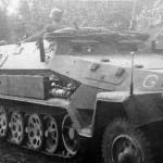 SdKfz 251 Ausf A half track