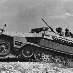 SdKfz 251 Ausf B halftrack