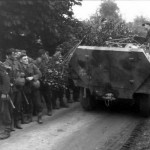 SdKfz 251 Ausf D France 1944