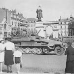 SdKfz 251 Schutzenpanzerwagen Halftrack in Dijon France