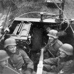 Sd.Kfz. 251 halftrack interior