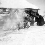 Stuka zu Fuss SdKfz 251 Wurfrahmen 40 winter