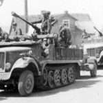 SdKfz 6/2 of the Luftwaffe