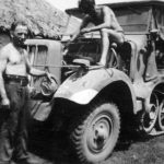 SdKfz 6 of the 3. Panzer-Division
