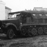 mittlerer Zugkraftwagen 5t SdKfz 6