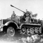 sdkfz 6/2 with 37 mm flak 36