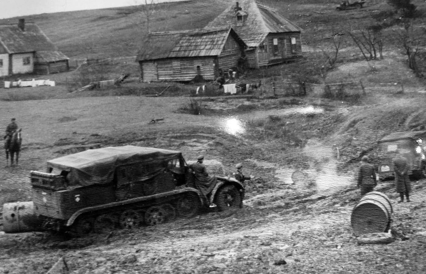 SdKfz 7 Russia – Eastern Front