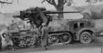 8,8 cm Flak 18 (Sfl.) auf Zugkraftwagen 12t (Sd.Kfz. 8) halftrack