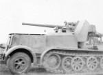 8,8 cm Flak 18 Sfl auf Zugkraftwagen 12t Sd.Kfz. 8