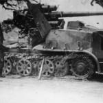 8,8 cm Flak 18 Selbstfahrlafette auf Zugkraftwagen 12t type DB 9 SdKfz 8