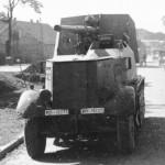 8,8cm Flak 18 Selbstfahrlafette auf Zugkraftwagen 12t SdKfz 8 WH-192175 France 1940