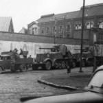 8,8cm Flak 18 Selbstfahrlafette auf Zugkraftwagen 12t SdKfz 8 halftracks