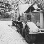 8,8 cm Flak 18 (Sfl.) auf Zugkraftwagen 12t Sd.Kfz. 8 Halftrack