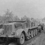 SdKfz 8 schwerer Zugkraftwagen 12t