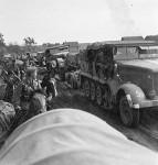 SdKfz 8 schwerer Zugkraftwagen 12t halftrack