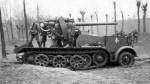 SdKfz 8 with 88 mm Flak Halftrack France 1940