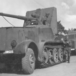 SdKfz 8 8,8 cm FLAK 18 SFl. auf 12t type DB 9 WH-241021