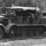 SdKfz 8 DB 10 schwerer Zugkraftwagen 12t (Sd. Kfz. 8) – heavy halftrack