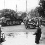 SdKfz 8 gepanzert mit 8,8 cm Flak 18 – Epinal France 1940