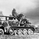 Sdkfz 8 8,8cm Flak 18 Selbstfahrlafette auf Zugkraftwagen 12t 2